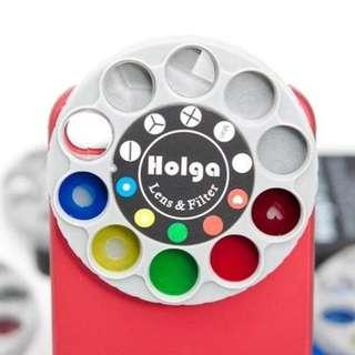 Holga Detachable Filter Kit for Galaxy S4 - DLFT-GS4