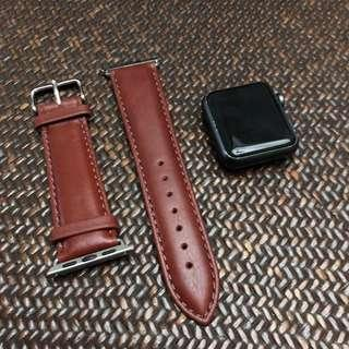 Iwatch leather straps 38mm