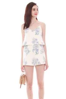 ee2f91465bc2 ACW Pastel Floral Tiered Romper