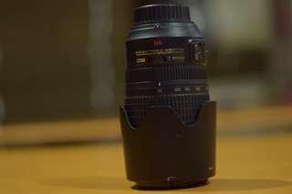 🚚 70-300 Nikon zoom lens