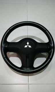 Mitsubishi Lancer CS3 Steering Wheel