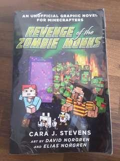 Minecrafters - Revenge Of The Zombie Monks