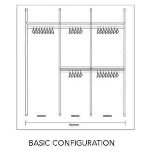🚚 6FT(BASIC) - POLE SYSTEM KOREA CONCEPT