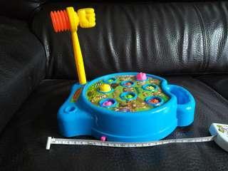 打地鼠玩具