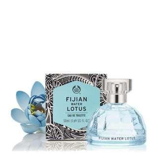 🚚 BN The Body Shop Fijian Water Lotus Eau De Toilette