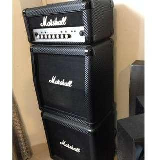 Marshall MG15 HCFX Mini Stack