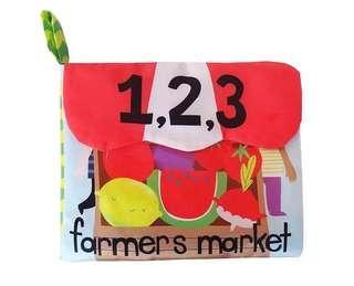 Farmer's Market Soft Book