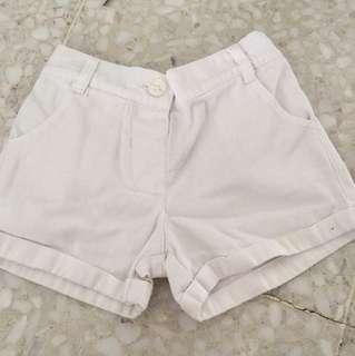 M&S shorts age 2-3