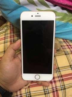 iPhone 6s Rosegold 16gb SMART LOCKED