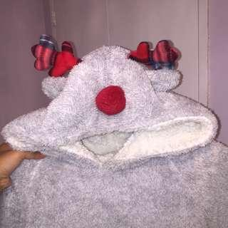 Furry Animal Hoodie
