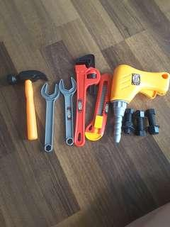 Power Tools - Tools Toys