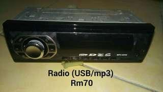 Radio (usb/mp3)