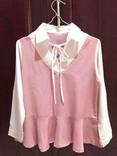 Sakura Pink White