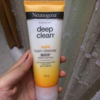 [🆓 POST] Neutrogena Deep Clean