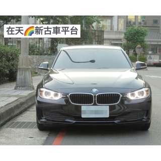 2014 BMW 總代理 F30 316I