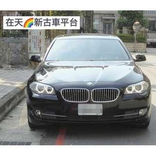 2010 BMW F10 523I