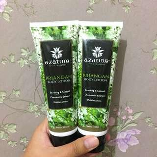 NEW!!! Azarine priangan body lotion