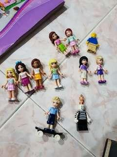 Lego Minifigures. Not selling.