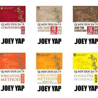 Joey Yap's ebooks and E-learning videos