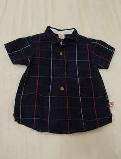MIKI Boy Shirt Kemeja