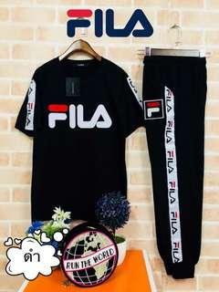 NEW Fila 2in1 Set (Top+Pants)