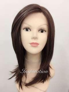 Lace wig  synthetic