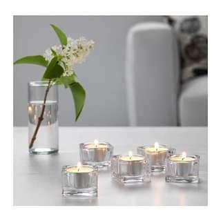 IKEA Glasig Candle Holder / Tealight Holder #OCT10