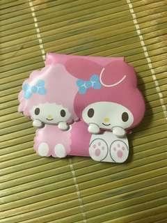 日本Sanrio Melody 磁石書籤