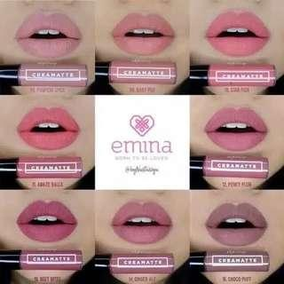 Emina - CREAMMATTE LIP CREAM