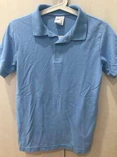 Light blouse target polo t age 14