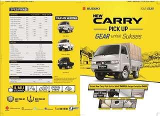 Carry Pickup Dp 7 Juta Angs 3,2 Juta