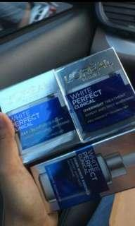 LOREAL CLINICAL WHITE PERFECT