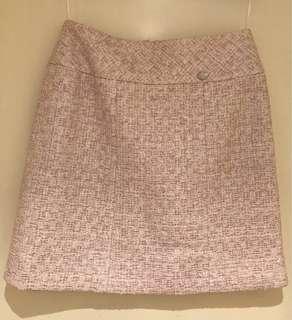 NEW CHANEL TWEED SKIRT 裙