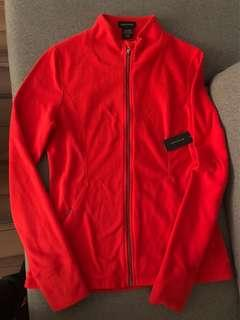 Brand New Lord & Taylor red winter jacket M