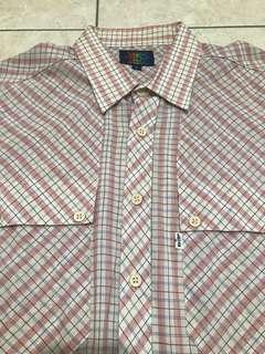 Levi's Pink Shirt