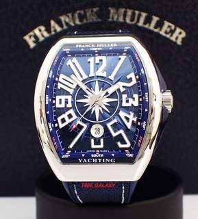 FRANK MULLER YATCHING BLUE