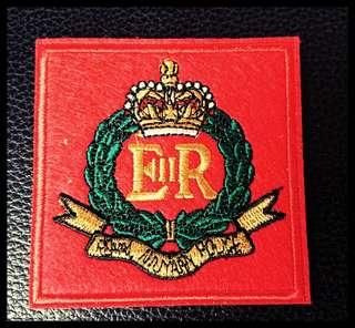 Royal British Badge 英國皇家徽章