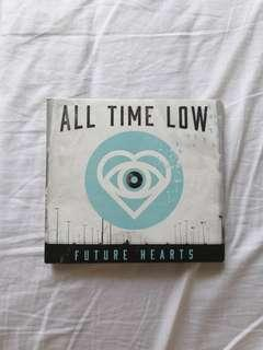 ALL TIME LOW - Future Hearts Album