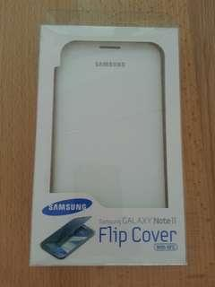 Samsung Note2 flip cover
