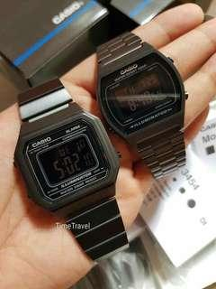 CASIO B650/640 BLACK