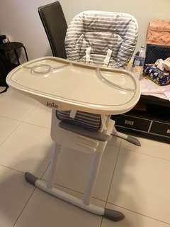 Joie Mimzy 360 Baby High Chair