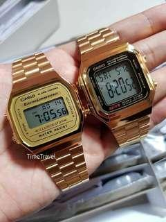 CASIO DIGITAL GOLD