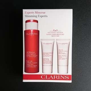 Clarins Slimming Experts (skin care set)