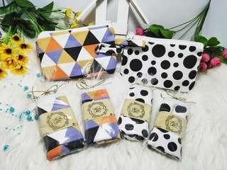 Customise Handmade Pouch - Doorgifts Berkat