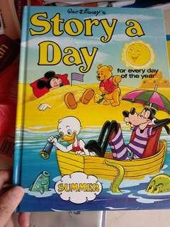 Story a day by walt disney