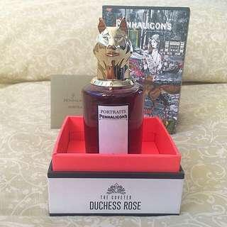 Brand New PENGALIGON'S The Coveted Duchess Rose 75ml
