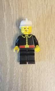 Lego Minifigure vintage 消防員