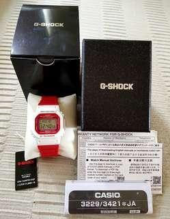 Casio G-Shock DW5600TB 4AJF (Brand New)