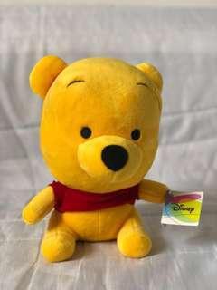冒險樂園 Winnie The Pooh 公仔