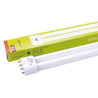 FSL Compact Fluorescent Linear Twin Tube Light Bulb 36W